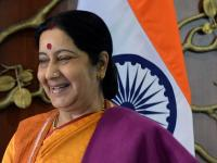 Sushma Swaraj to attend two-day Indo-Lanka Joint Commission meeting in Colombo on 4 February