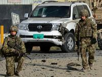 Six dead, three wounded after Taliban suicide bomber attacks US troops in Kabul