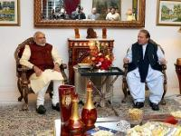Why criticise Modi's trip to Pakistan? It was just a Hindu and a Muslim having lunch on Christmas