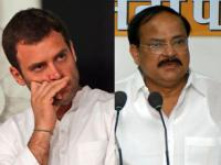 National Herald case: Congress is fountainhead of mobocracy, says BJP's Venkaiah Naidu