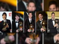 High-five: Lionel Messi wins record fifth FIFA Ballon d'Or in a star-studded award ceremony