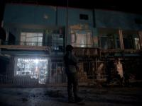 Seven killed as Taliban suicide bomber in Kabul targets Afghan TV channel employees