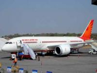 Air India flight lands at Delhi airport under emergency conditions after low pressure in tyre