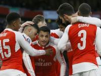 FA Cup round-up: Sanchez fires Arsenal through; Liverpool face fixture pile-up after West Ham draw