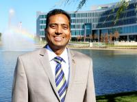 Indian origin businessman in run-up for Madison mayor in the US