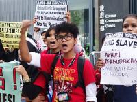 Migrant workers, modern slaves: Rights' groups claim authorities in Hong Kong collude by doing nothing