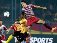I-League: Cornell Glen spares Mohun Bagan blushes as champions hold East Bengal to 1-1 draw