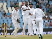 Rabada's double strike puts South Africa on course for consolation victory against England