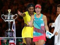 Composed, driven and keeping errors in check, Kerber conquers Mt Williams at Australian Open