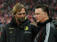 Old rivalry takes new form: Klopp's 'heavy metal' Liverpool host van Gaal's Manchester United