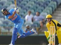 Warm-up match: India notch second win as Manish Pandey, Rohit Sharma shine in lacklustre batting display