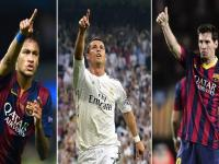 After a stunning 2015, Messi widely tipped to beat Ronaldo, Neymar to reclaim Ballon d'Or