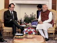 Full text: Modi and Hollande issue joint statement to strengthen 'longstanding strategic partnership'
