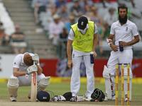 England get scare before second Test ends in draw at Newlands