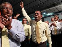 Maldives' ex-president accused of politicising 30-day medical leave