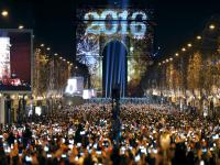 Happy New Year! The world welcomed 2016 with fireworks and celebrations