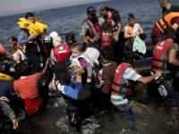 Bloody waters: Thirteen migrants, including 8 children, drown off Greece, says coast guard