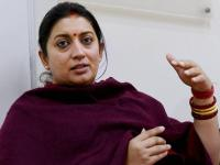 Rahul Gandhi has cheated people of Amethi: Smriti Irani hits out at Congress VP