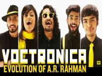 Watch: Celebrate AR Rahman's birthday with Voctronica's amazing a cappella medley