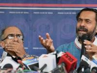 Expelled AAP leaders Yogendra Yadav, Prashant Bhushan to launch political party, contest Punjab polls