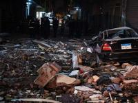 Blast during raid on militant hideout in Egypt kills 6, including 3 cops
