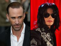 British actor Joseph Fiennes is playing Michael Jackson in a movie and Twitter is not happy