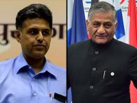 Troop movement report: Tewari comes out all guns blazing, shoots Congress in the rear