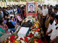 Pathankot attack: Lt Col Niranjan laid to rest with full military honours