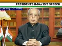 'The generational change has happened': Key takeaways from President Mukherjee's speech on Republic Day eve
