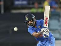 Canberra ODI: India collapse like a house of cards despite tons from Kohli, Dhawan