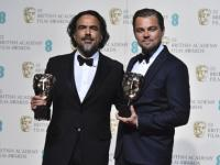 'The Revenant' sweeps Baftas! Leonardo DiCaprio bags 'best actor' award in lead-up to the Oscars