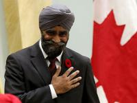 Canada's first Sikh Defence Minister faces 'racist' remarks in Parliament