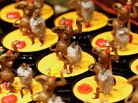Year of the Monkey: Astrologers predict more conflicts for China, but also treaties to resolve them