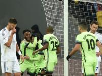 Champions League roundup: City claim crucial 3-1 win over Dynamo while 10-men PSV hold Atletico