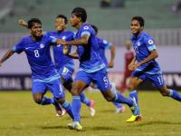 Indian football team climbs one place to 162 in latest <b>FIFA</b> rankings