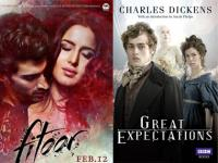 A humourless love story: Observations on watching 'Fitoor' after reading 'Great Expectations'
