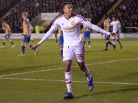 FA Cup: Relief for van Gaal as Manchester United reach quarters with easy win over Shrewsbury