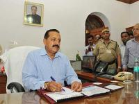 People of Kashmir know they've been cheated, they want an end to terrorism: Jitendra Singh