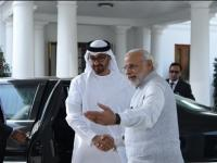 Abu Dhabi's Crown Prince gets ceremonial welcome; meets PM Modi to discuss ways to curb radicalism