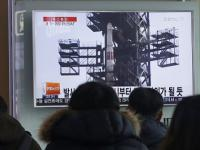 Launching long-range missile will lead to searing consequences, South Korea warns North Korea