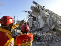 <b>Taiwan</b> to seize assets of collapsed building developer following quake which left 90 dead