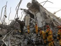 Prosecutors suspect building that collapsed during <b>Taiwan</b> earthquake was shoddily constructed