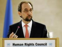 Act with courage and principle: UN human rights commissioner urges nations to not discriminate