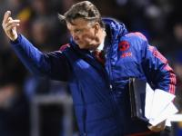 It's a challenge, but we have to believe: Van Gaal thinks Manchester United owe fans a big result