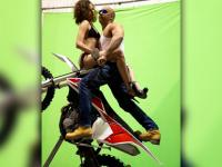 With Deepika still training, here's Vin Diesel first day shooting 'XXX: The Return of Xander Cage'