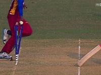 A batsman's game? Instead of frowning on 'mankading', we should be asking why the non-striker left his crease