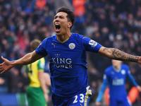 EPL: Ulloa late winner keeps Leicester on top, Ivanovic helps Chelsea down Saints