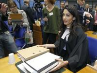 'Locking up a dissenter will not stifle dissent, it will fester': Amal Clooney