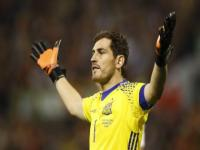 'Time passes everyone, I'm no exception': Spain goalkeeper Iker Casillas says he is close to retirement