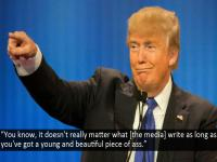 From need for global warming to dating his daughter: Shit Donald Trump says
